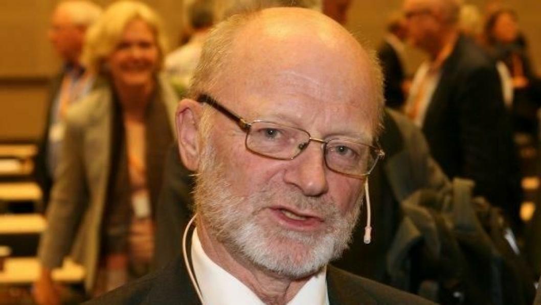 NHOLTs Erling Sæther i alliansekamp mot CO2-utslippene.