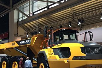 Slik ser Volvos nye gigant-dumper ut