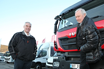 Iveco Roadshow klar for norske veier