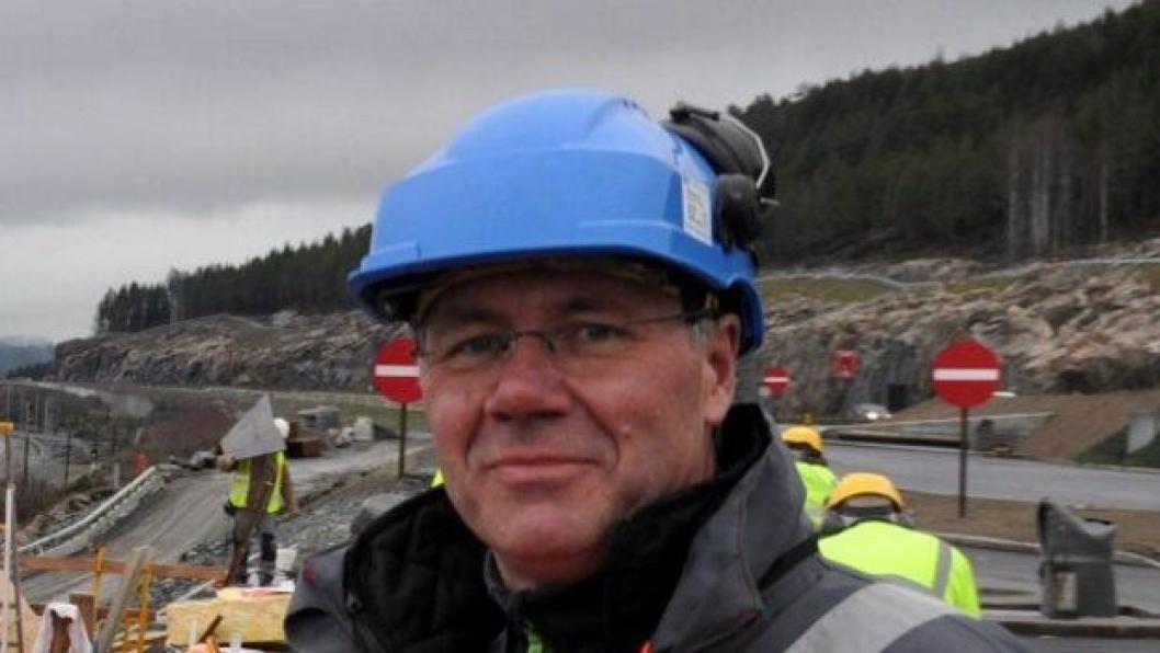 Taale Stensbye blir leder for E6 Biri-Otta-prosjektet fra 1. april.