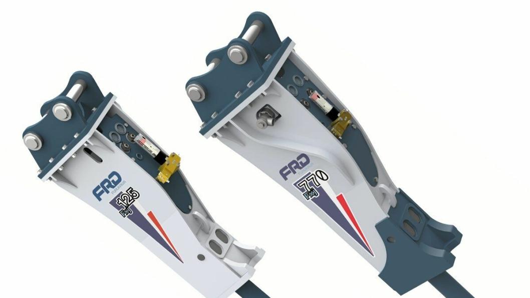 UTVIDET SERIE: Furukawa utvider FXJ-serien i begge ender med FXJ125 og FXJ 770.