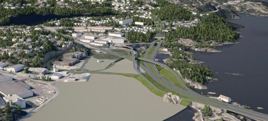 Vedtok ny motorvei rundt Kristiansand