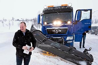- Norske entreprenører får nesten alle oppdrag