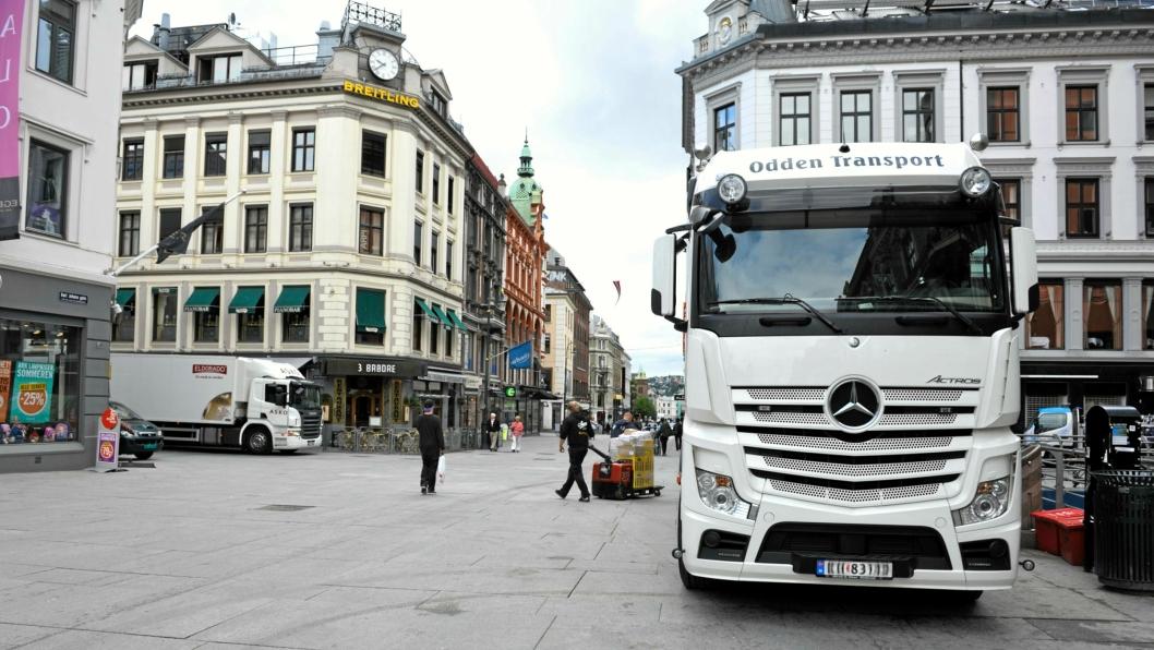 Oslo sentrum kan bli tungt avgiftsbelastet om MDG får det som de vil.