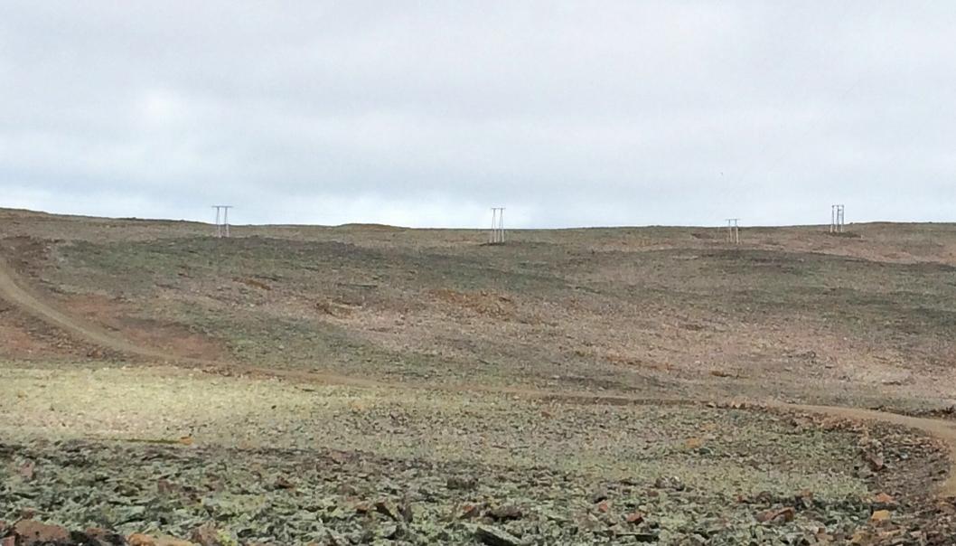 Her skal det bygges vindkraftpark.