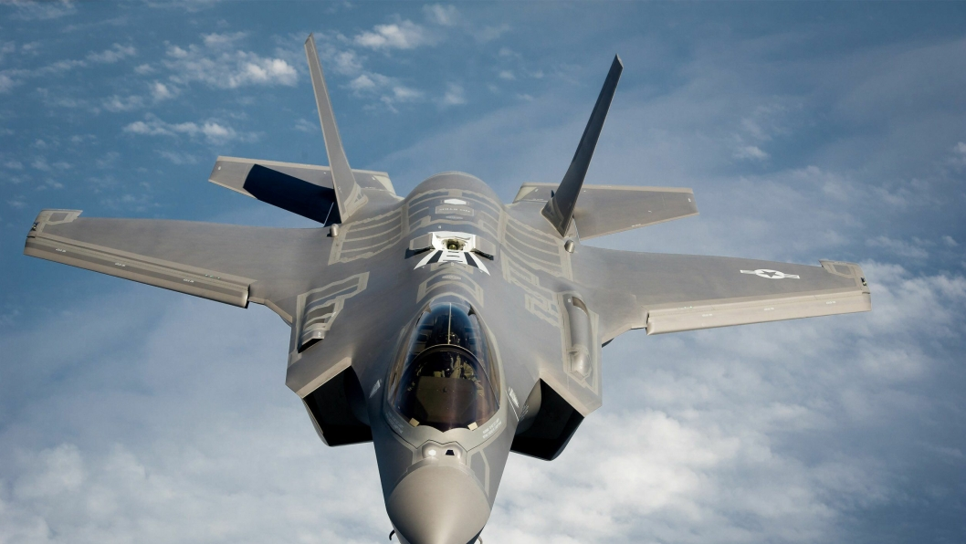 Om ikke lenge inntar Norges nye jagerfly F-35 Ørland.