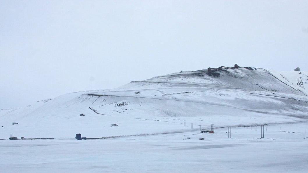 Gruve 7 ligger 15 kilometer fra Longyearbyen. Kullet herfra brukes blant annet til kraftproduksjon for lokalsamfunnet.