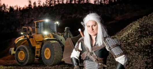 Hjullaster på dagen – cosplay på fritida