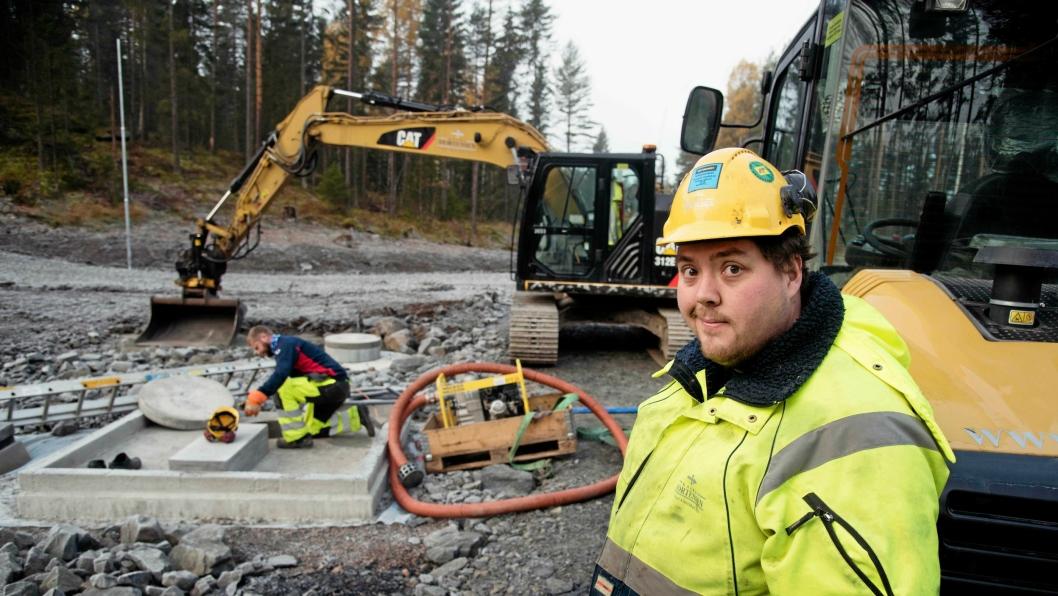 Kim Terje M. Tollefsen mistet førerkortet på tross av at det er 10 år siden han hadde epilepsianfall.