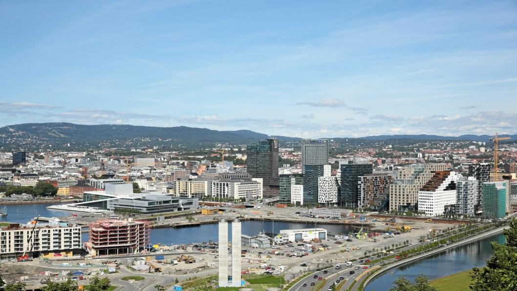 Det trengs en storstilt utbygging av kollektivtrafikken i Oslo de neste tiårene.