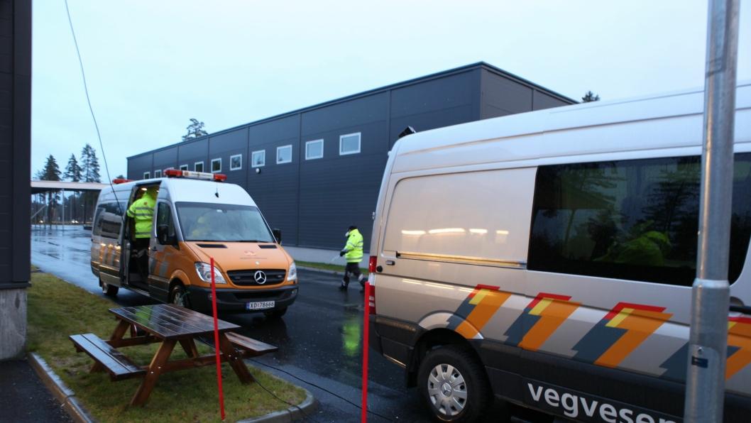 Arkivbilde fra kontroll på Magnormoen i Hedmark i 2013.