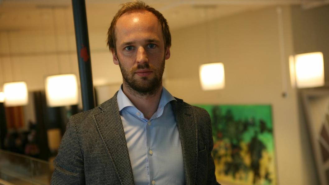 Divisjonsdirektør Kristian Reinertsen i Reinertsen AS er i forhandlinger med svenske ÅF om sammenslåing. Arkivbilde.
