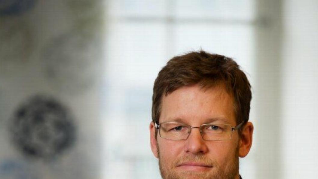 Jimmy Bengtsson blir ny konserndirektør i Veidekke.