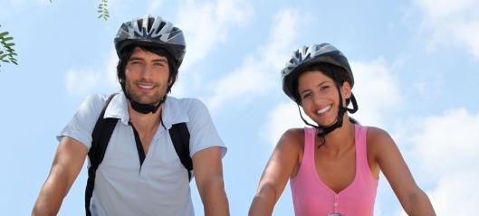 Syklister får forkjørsrett