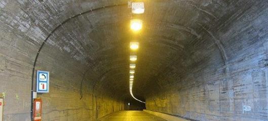 E134-tunnel ferdig