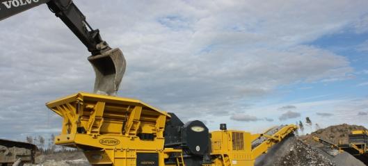 900 tonns knuseshow