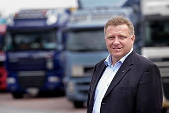 - Et godt budsjett for transportnæringen