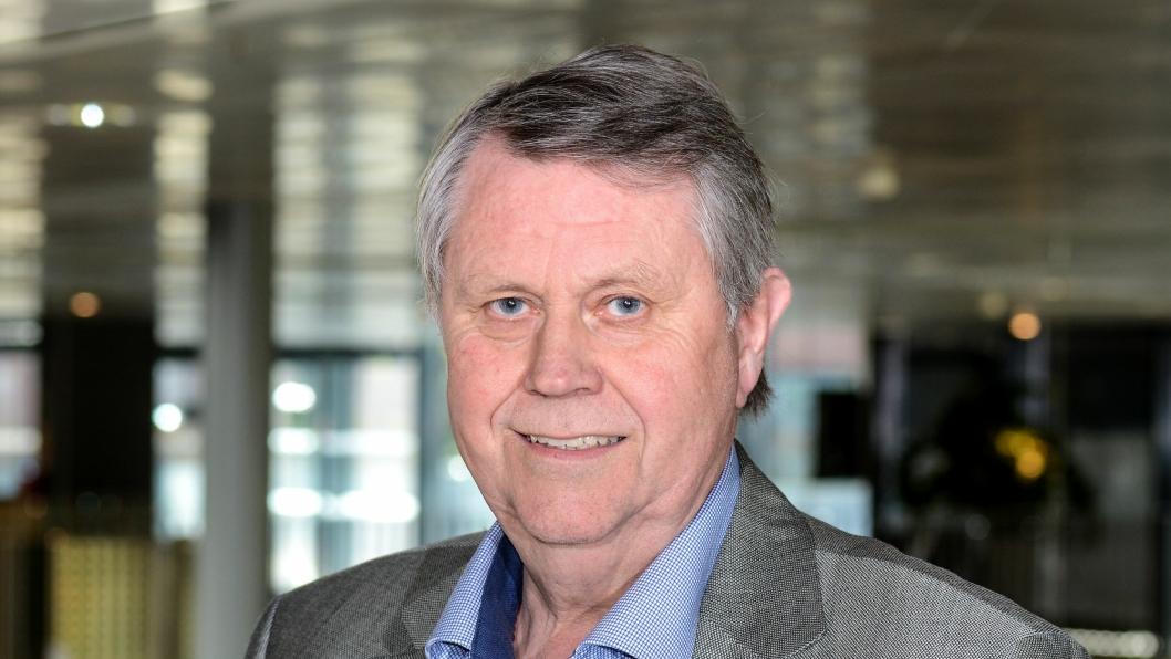Fungerende vegdirektør Lars Aksnes mener det er mye å glede seg over i regjeringens budsjettforslag.