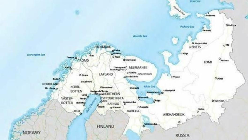 Reglene skal etter planen samkjøres for transport i Barents-regionen, slik at det blir lettere å frakte varer langs vei i nord.