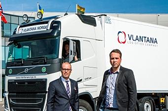 Volvo Trucks kurser 150 Vlantana Norge-sjåfører