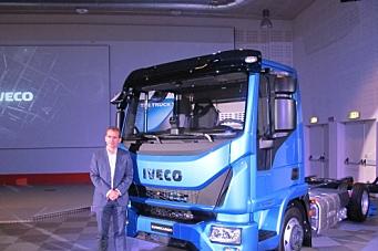 Smilende Iveco Eurocargo lansert