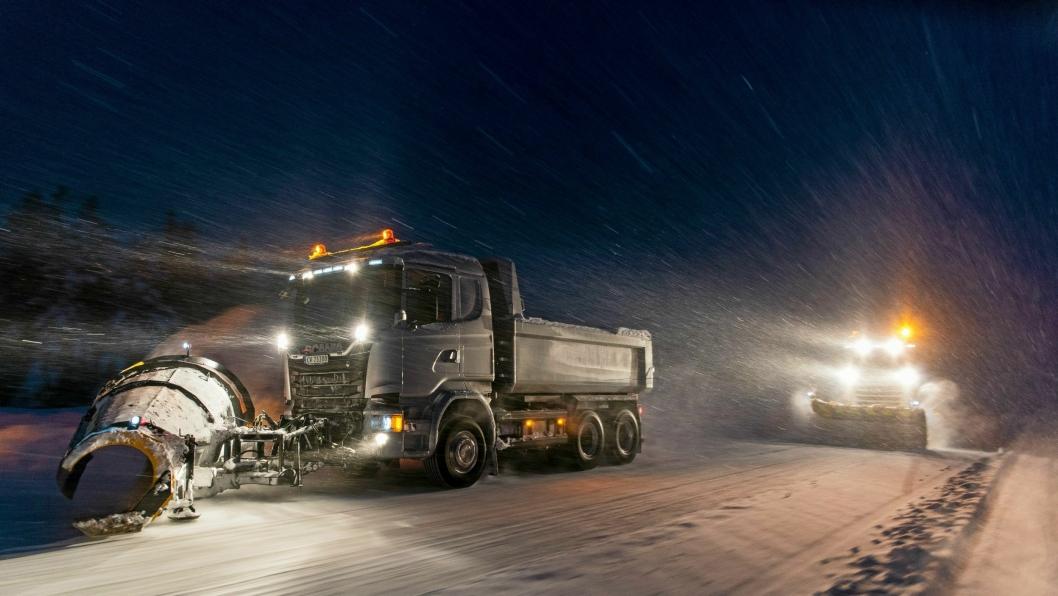 Scania Winter vil bli arrangert for sjette gang i januar og februar 2016 i Trysil.
