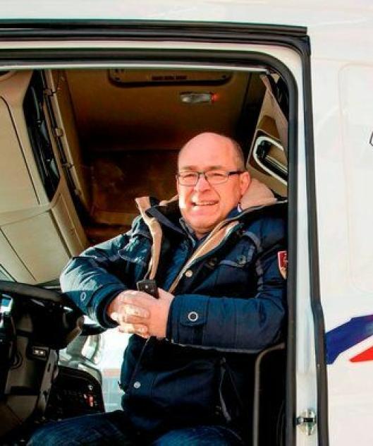 - Kundene skal få prøve bilene i sin egen virksomhet, sier John Lauvstad, markeds- og kommunikasjonsdirektør i Norsk Scania.