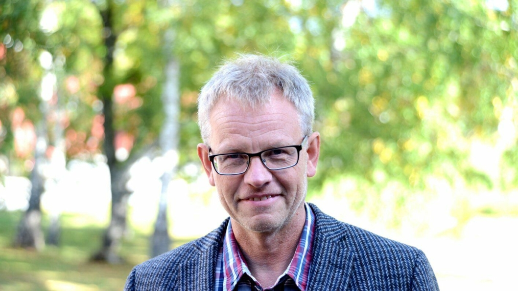 Lars Reitan, daglig leder i Svevia Norge, er godt fornøyd med å ha en 15-års-kontrakt med Hæhre Entreprenør på drift og vedlikehold av veier.
