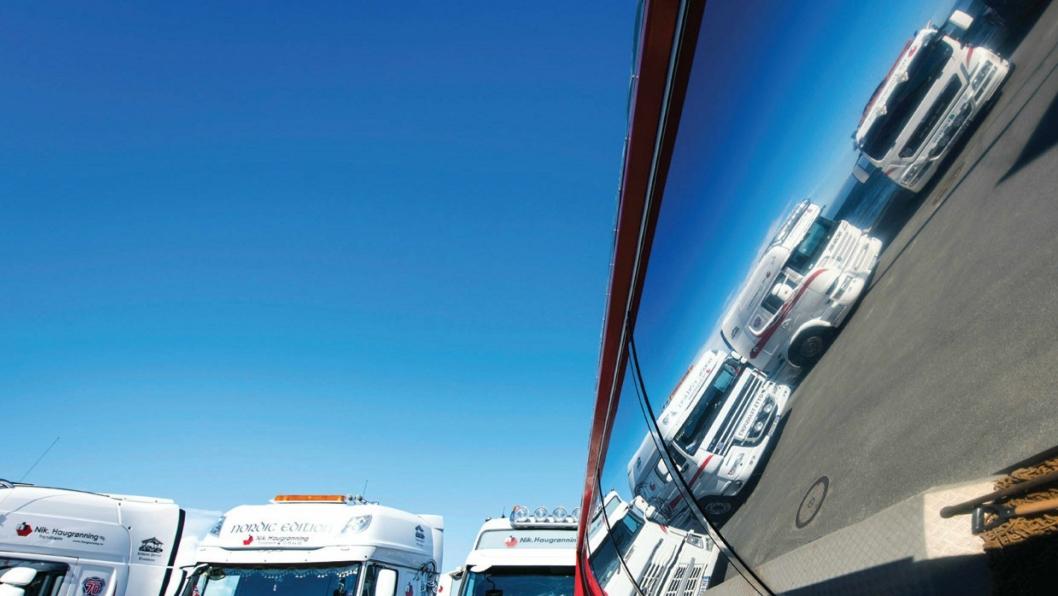 Nik. Haugrønning AS har vært 80 år i transportens tjeneste.