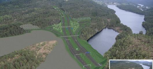 Veidekke fikk Norges største veikontrakt