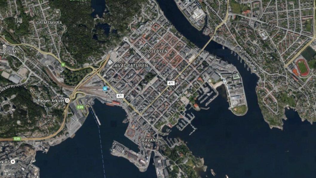 NyeVeier AS skal lokaliseres i Sørlandets hovedstad Kristiansand.