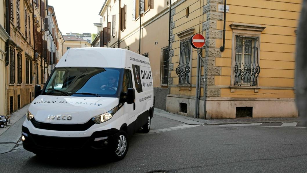 En av de siste av lanseringene i nye Daily-serien er automatgirkassen HiMatic.