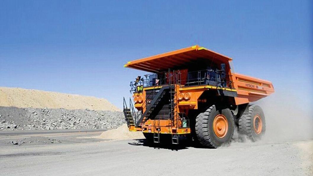 Innen 2017 skal Hitachi-trucken EH4000 (380 tonn) klare jobben sin uten fører.