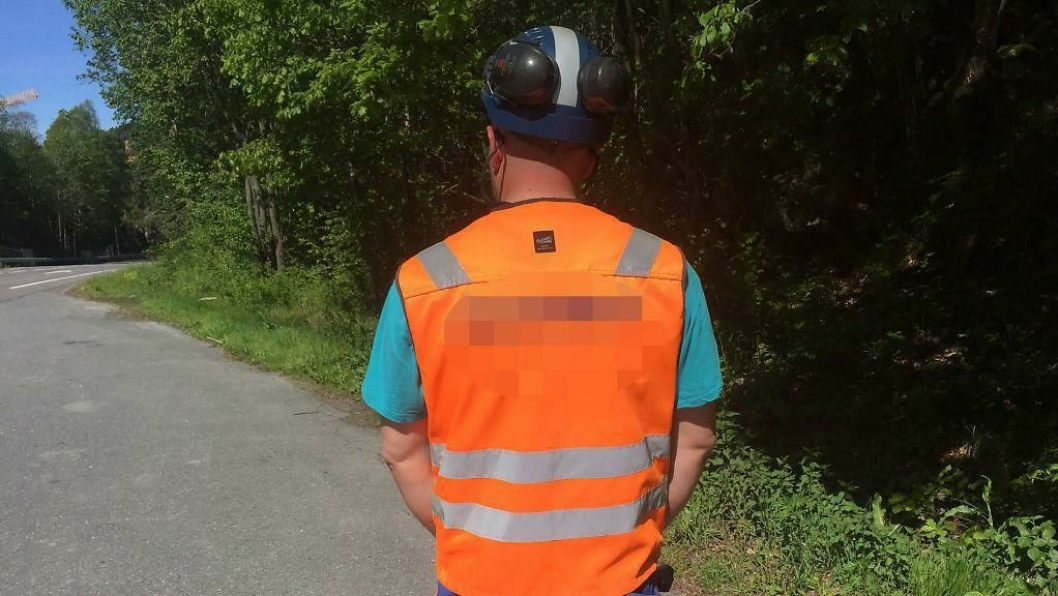 Utnyttet arbeider i Norge.