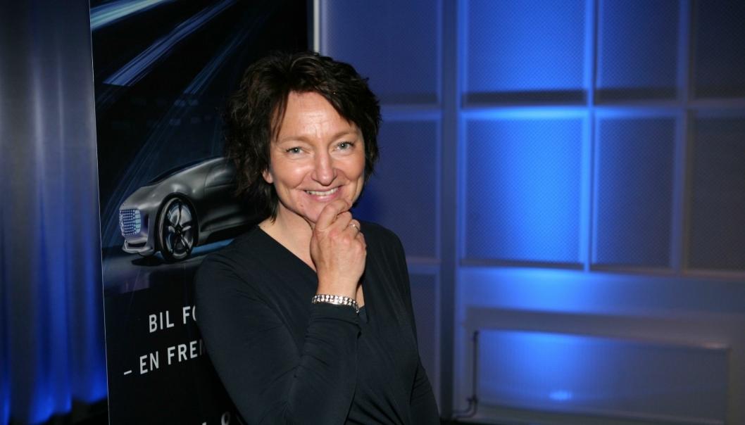 Generalsekretær Inger-Lise M. Nøstvik i Norsk Petroleumsinstitutt.