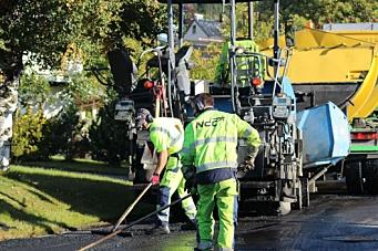 Stor asfaltkontrakt til NCC