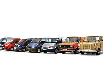 50 år i Transit