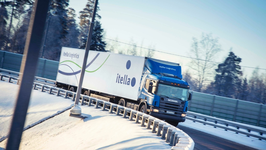 Itella Lostics er grunnlagt av finske Posti (Posten).