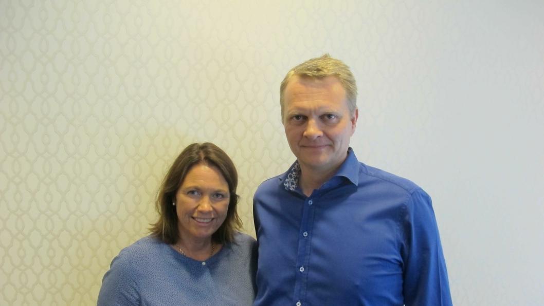 Etter fire år som formann og ytterligere tre år i styret, ønsket Hanne Markussen Eek avløsning. Naturlig nok rykket nestformann Henrik Bager i styret opp som ny leder.