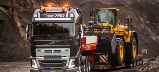Lanserer forsterket støtfanger på Volvo FH