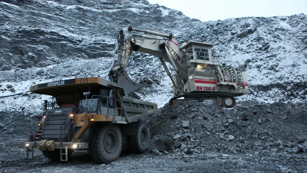 Prisen på jernmalm er lav, og det får konsekvenser for bunnlinja i Sydvaranger.