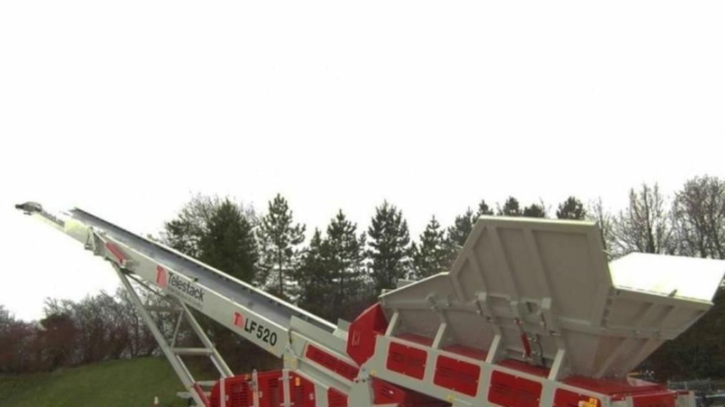 To stykk Telestack LF520 er allerede kjøpt inn av Oskar & Tormod Wike.