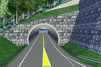 Første norske «steel pipe umbrella»-tunnel