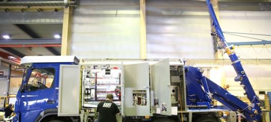Hæhre investerer i tunnelpakke fra AMV