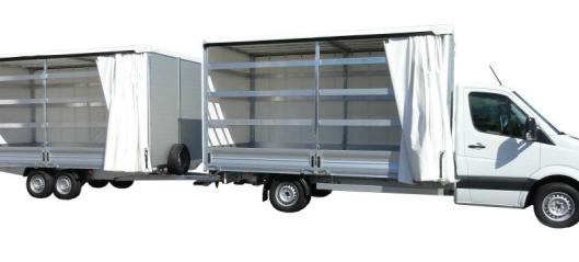 Leverer påbygg til Volvo Truck Center