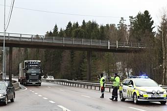 EU lager «fellesregister» for trafikkforseelser