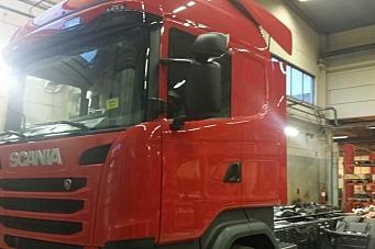 Polsk mann mistenkt for Scania-tyveri