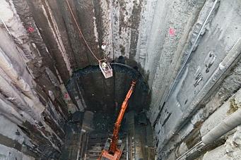 Verdens største lager tunnel på ny
