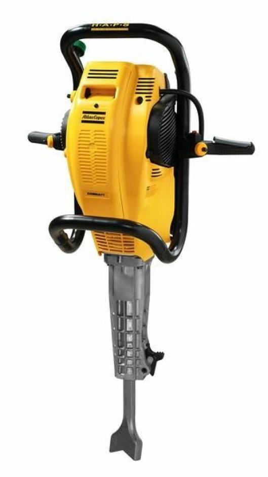 Nye Cobra TTe har 40 joule ved verktøytuppen.