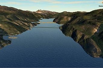 Vil bygge E6 i Nordland for ni milliarder